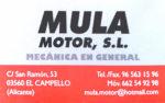 Mula Motor